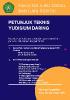 Yudisium Daring Gel I-III 2020